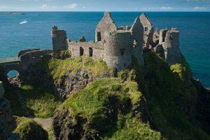 Dunluce Castle: Bushmills, Northern Ireland
